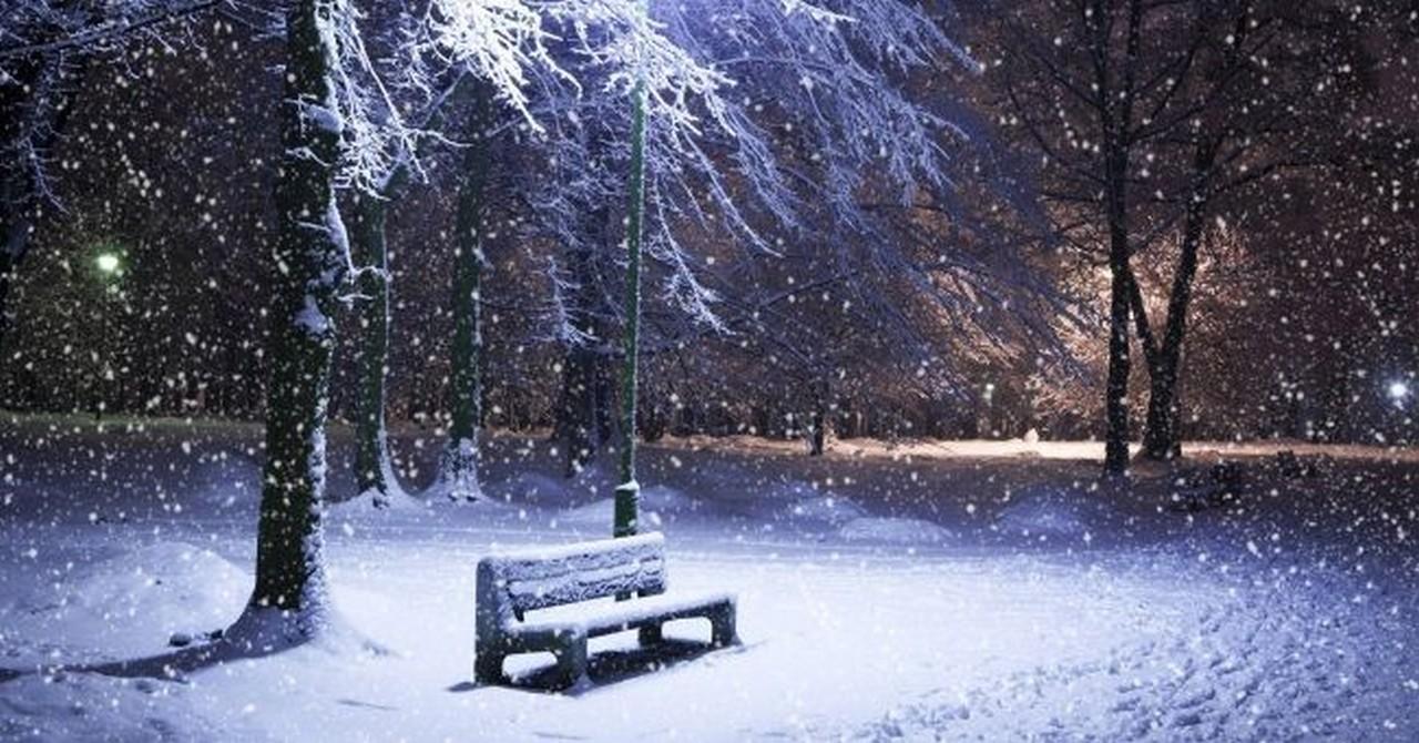 Цього тижня в Україні сніжитиме. Синоптики розповіли, якого числа сніг випаде й на Закарпатті
