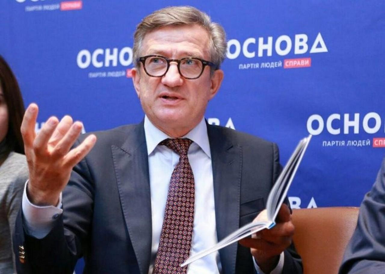 Лідер партії Основа Сергій Тарута розповів, як подолати бідність в Україні