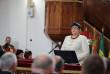 Через антиукраїнський виступ ректора Закарпатського інституту Ілдіку Орос викликали до СБУ