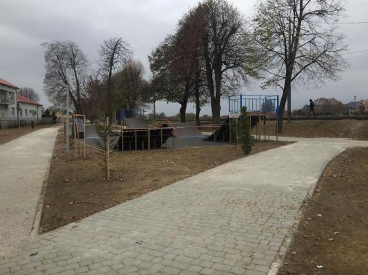 У Мукачеві в парку встановлять камери відеоспостереження