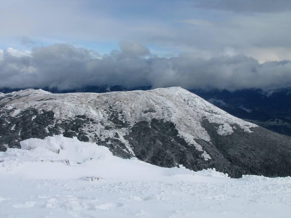 Синоптики прогнозують, що у Карпатах випаде до 10 сантиметрів снігу