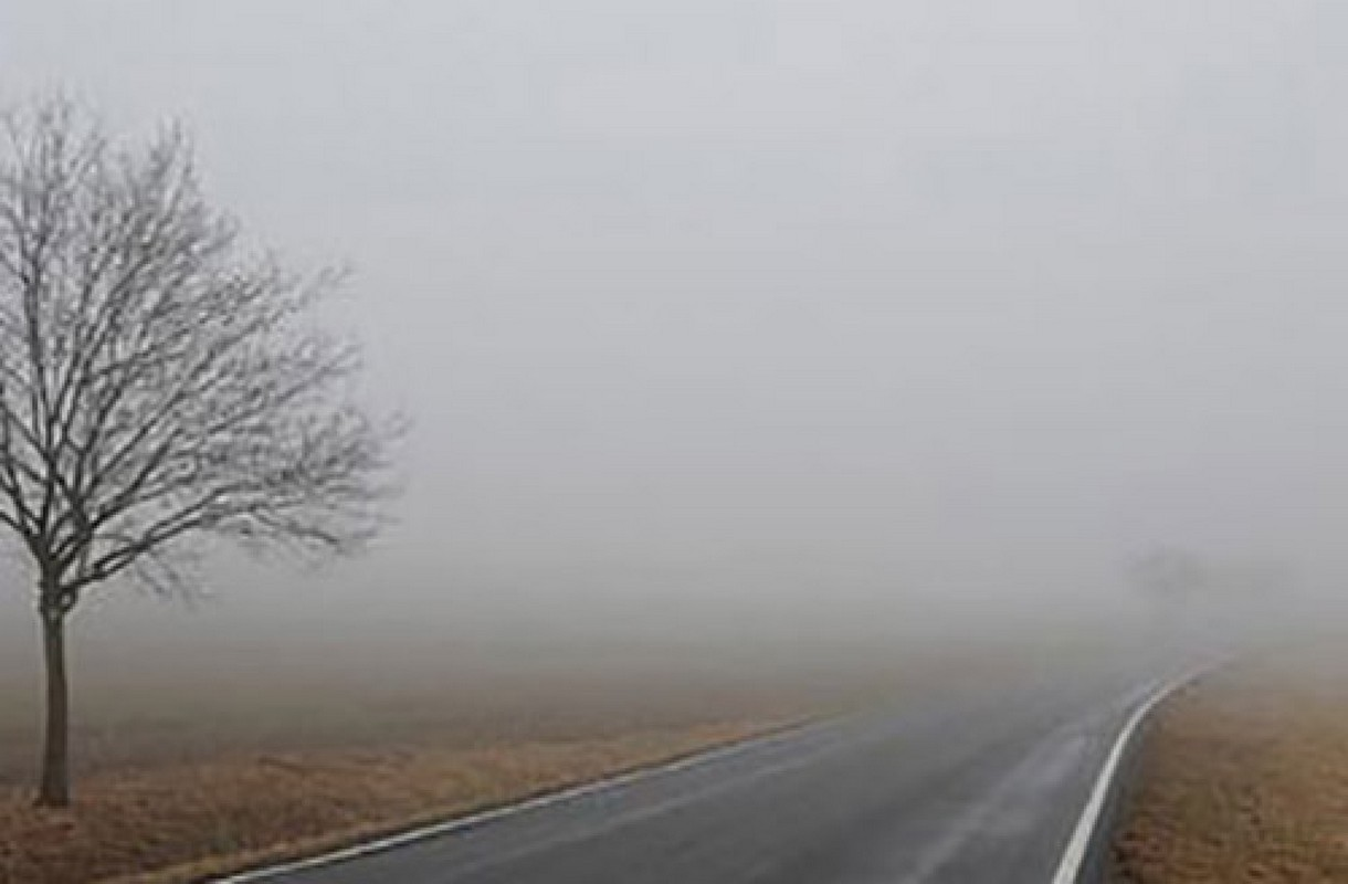 Закарпатців попереджають про сильні тумани 23 листопада