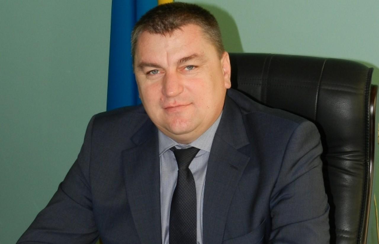 Геннадій Москаль у Мукачеві представив нового виконуючого обов'язки голови Мукачівської районної державної адміністрації – Іллю Токаря