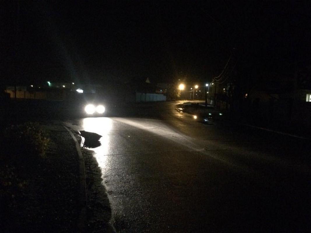 Мукачівці скаржаться на неосвітлені вулиці міста