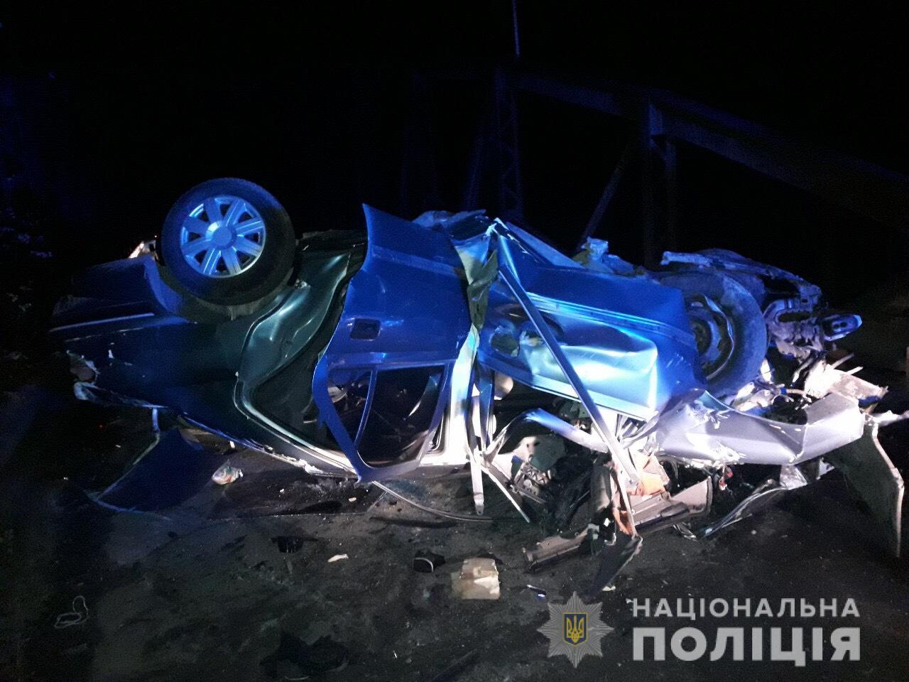 Житель села Грушово Тячівського району загинув у страшній ДТП