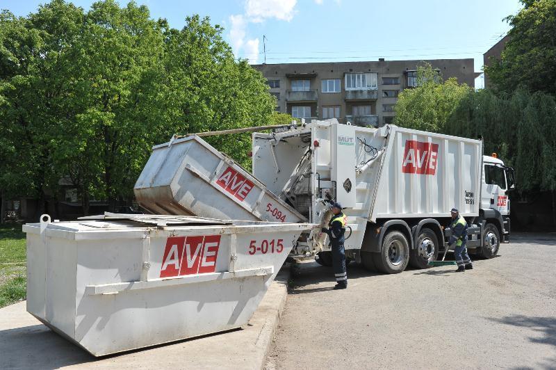 Жителі кількох вулиць Ракошина, що на Мукачівщині, скаржаться на те, що не вивозиться сміття із села