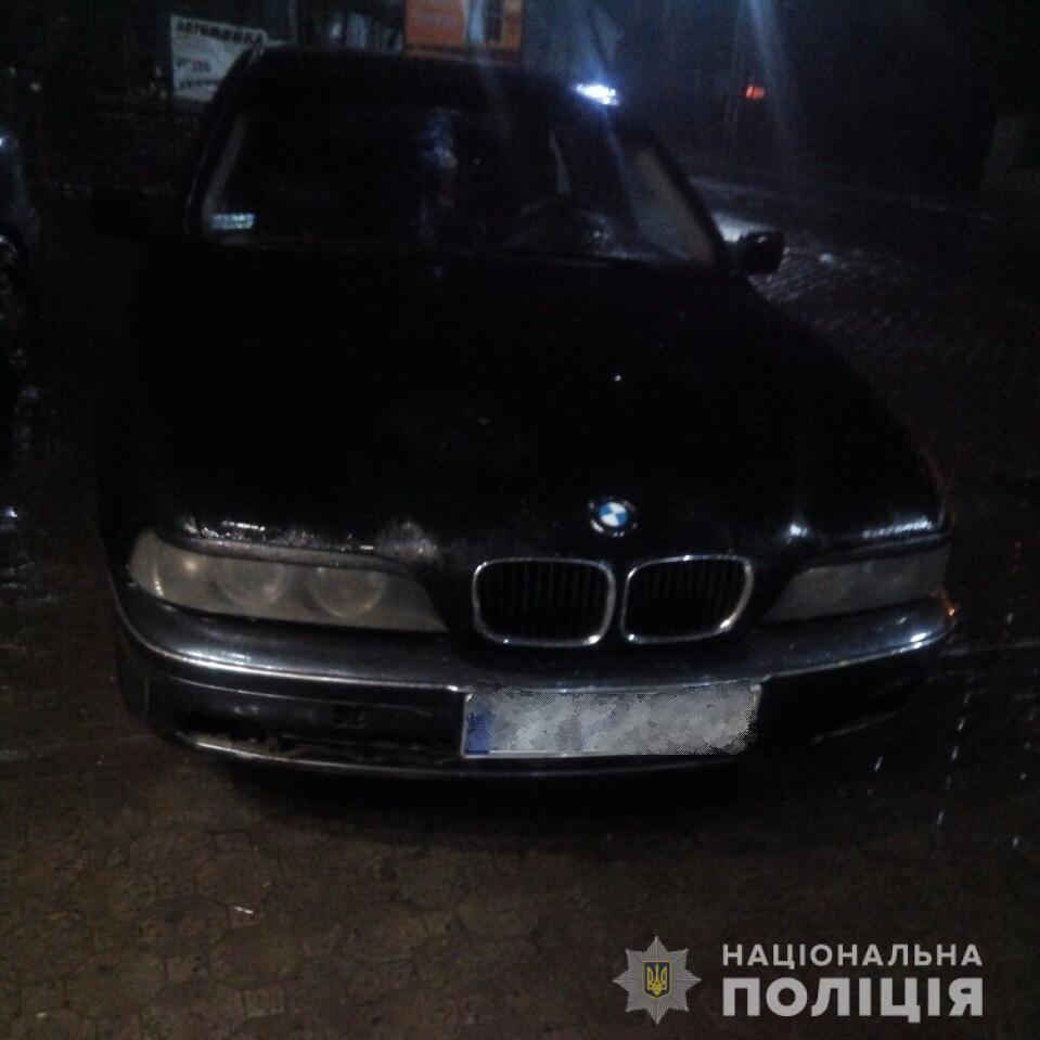 Закарпатська поліція виявила за добу пятьох п'яних водіїв, одного з яких суд уже позбавив права керування