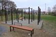 У Мукачеві колишні учні облаштували на території школи спортивний майданчик