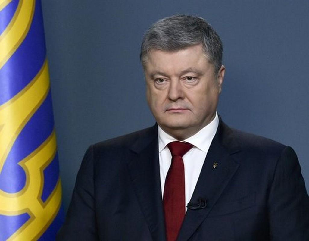 Воєнний стан в Україні триватиме 30 днів: що заявив Петро Порошенко