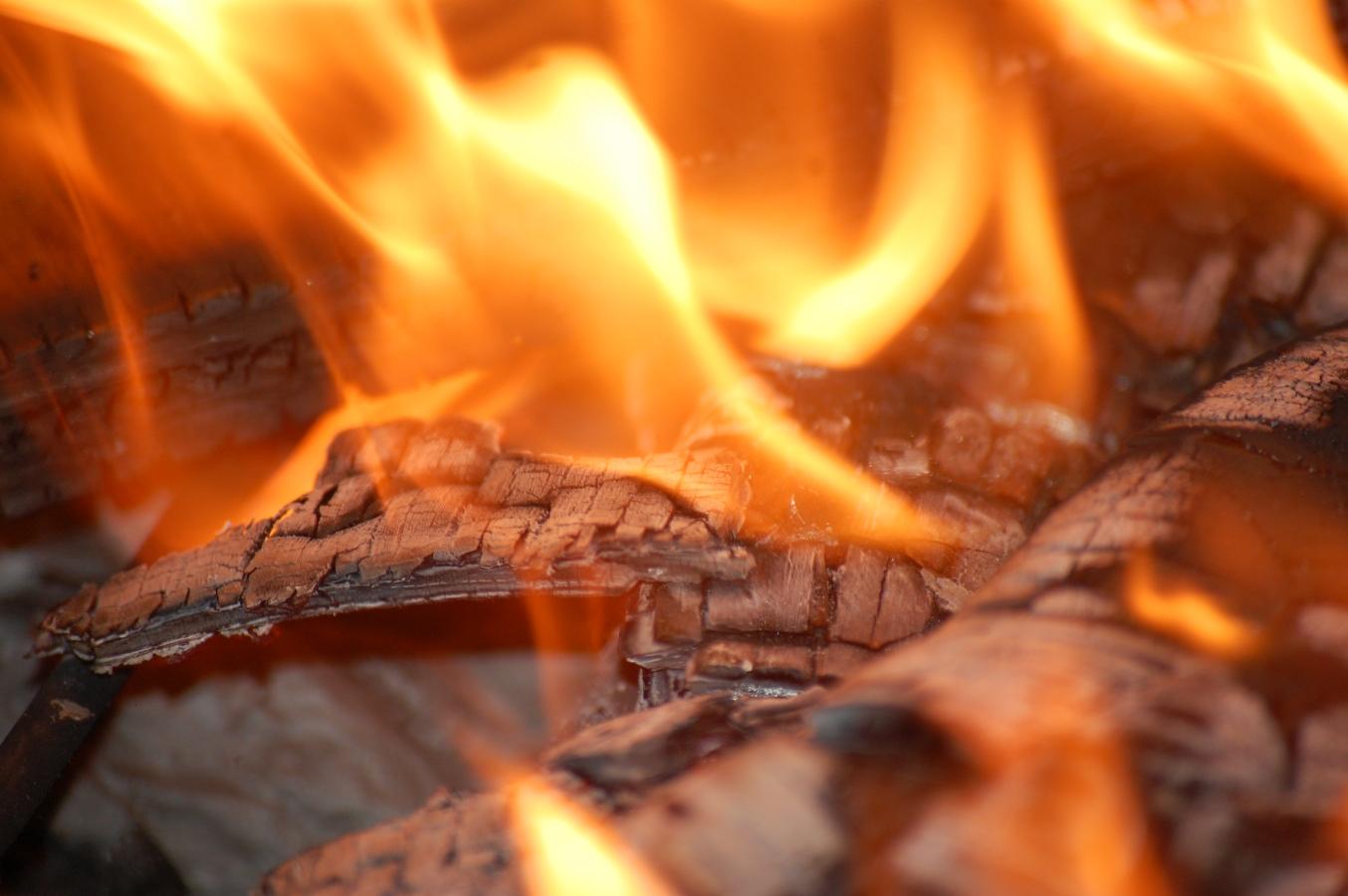 У селі Кобилецька Поляна на пожежі врятовано 6 людей, з яких 5 - діти