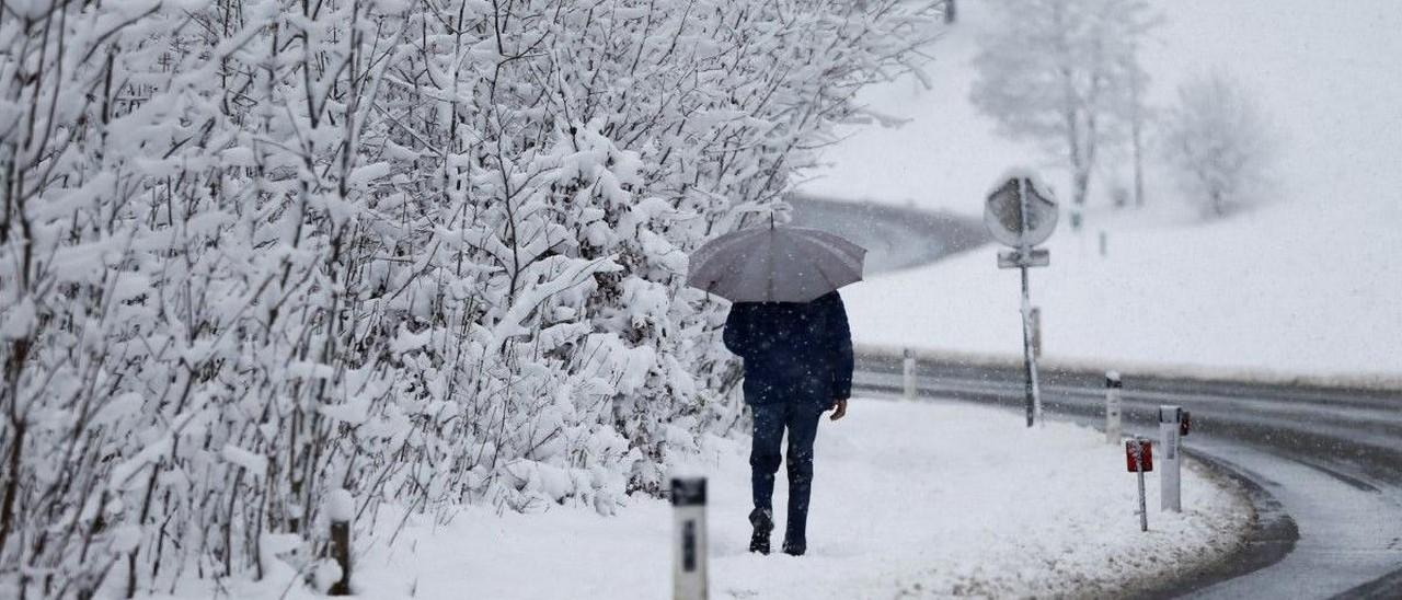Сьогодні у кількох районах Закарпатті оголосили штормове попередження