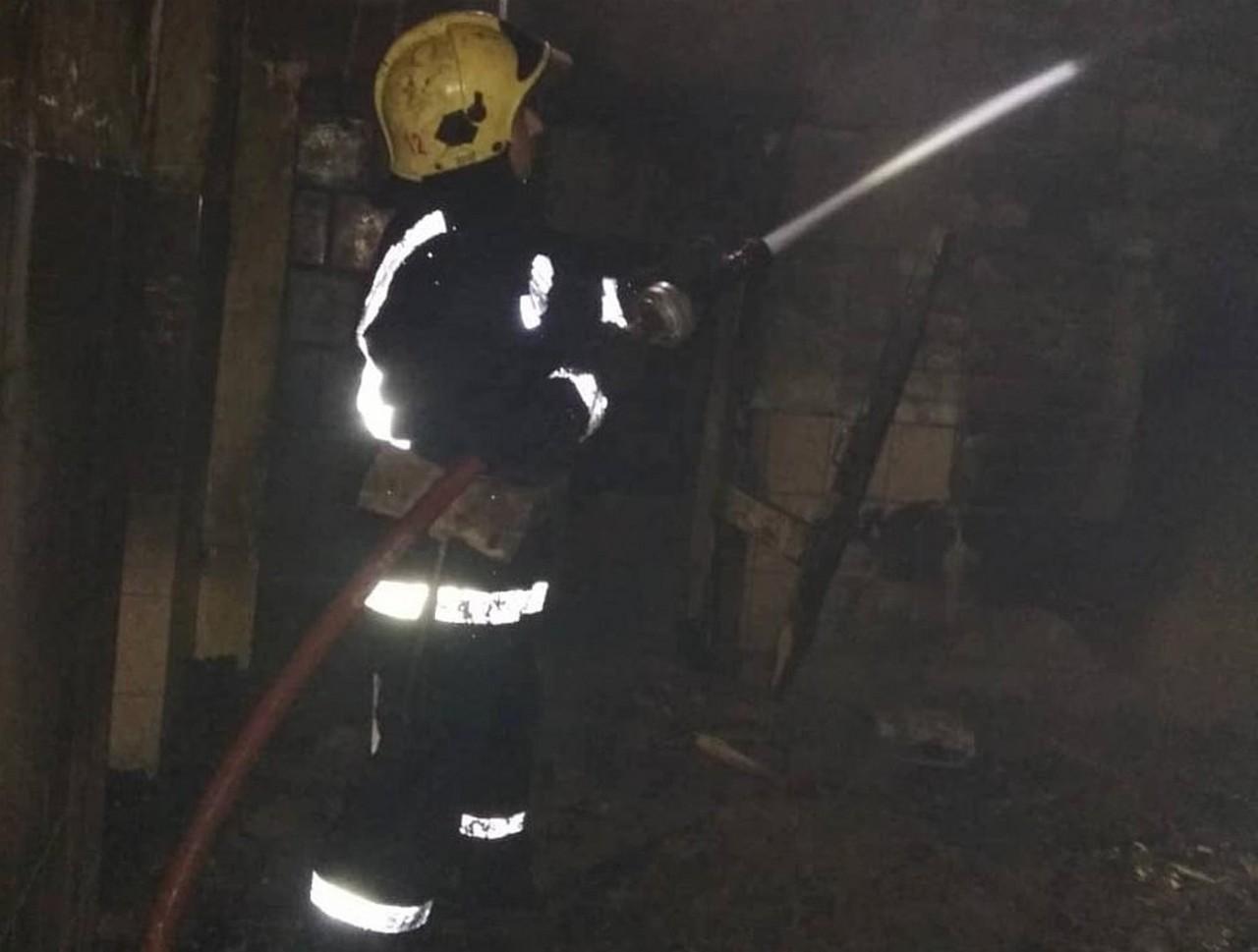 У Берегові вогнеборці врятували 46-річну жінку