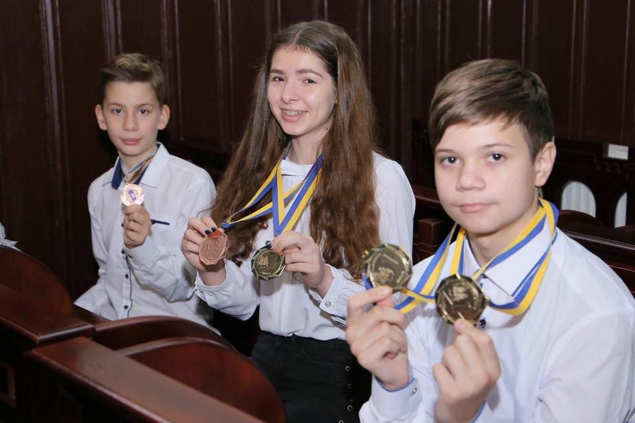 У Мукачеві сьогодні нагородили призерів Кубку України з карате WKS