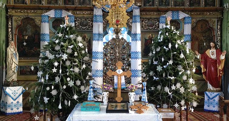 Ялинки на Новий рік і Різдво: голова Української греко-католицької церкви зробив важливе звернення