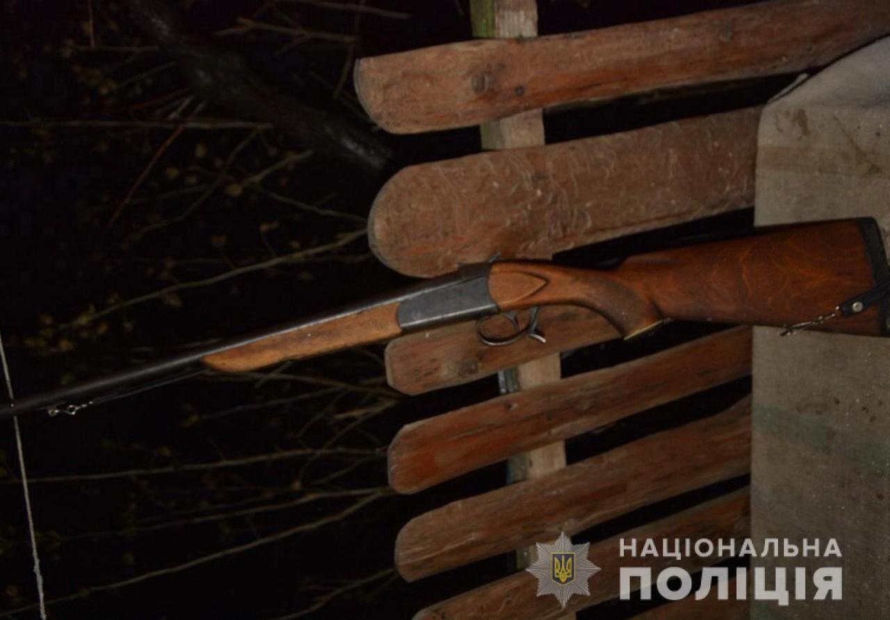 У селі Дийда, що на Берегівщині, у чоловіка вкрали рушницю