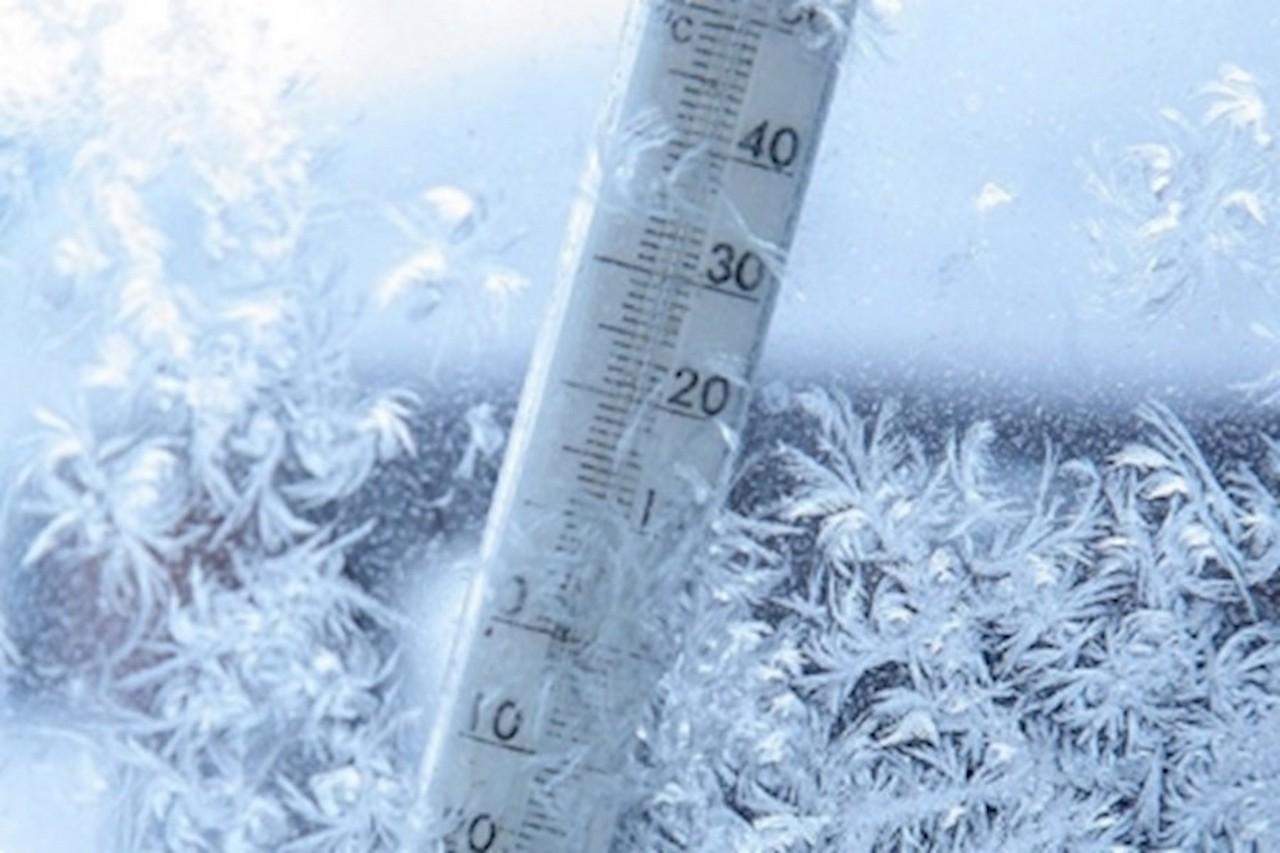 Сьогодні у Рахівському районі, що на Закарпатті, зафіксували рекордні 22 градуси морозу