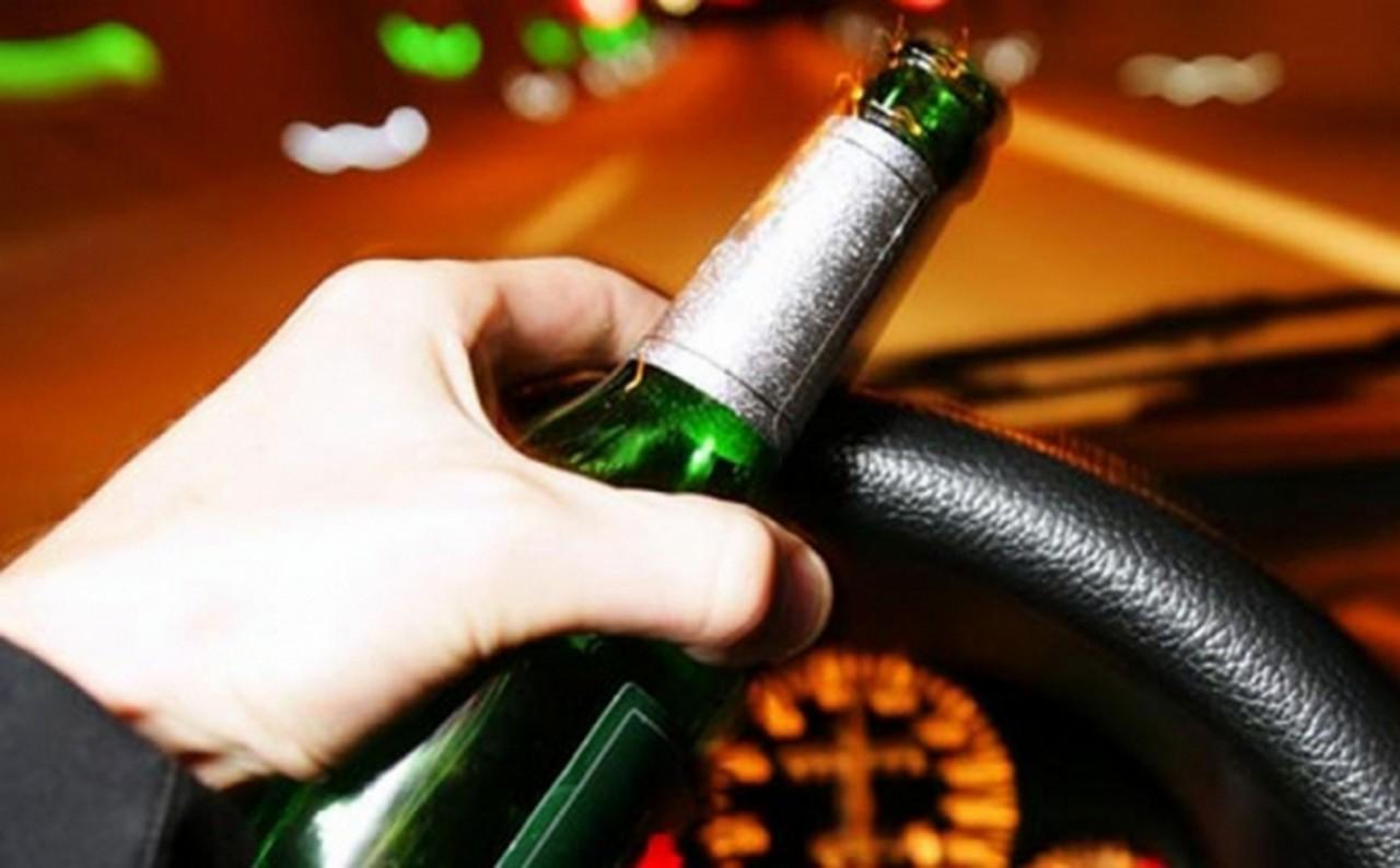 П'яний водій спричинив ДТП у місті Хуст