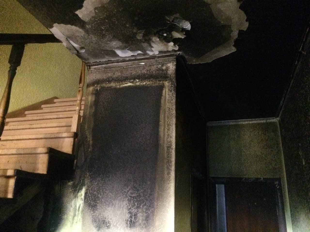 Рятувальники розповіли про пожежі, які сталися вчора в Чинадієві і в Обаві, що на Мукачівщині