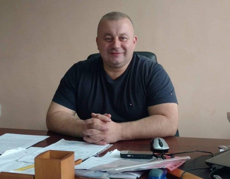Василь Симочко залишив посаду Великоберезнянської РДА