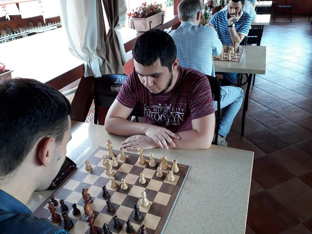 Шахіст із Мукачева Владислав Тіба став міжнародним майстром