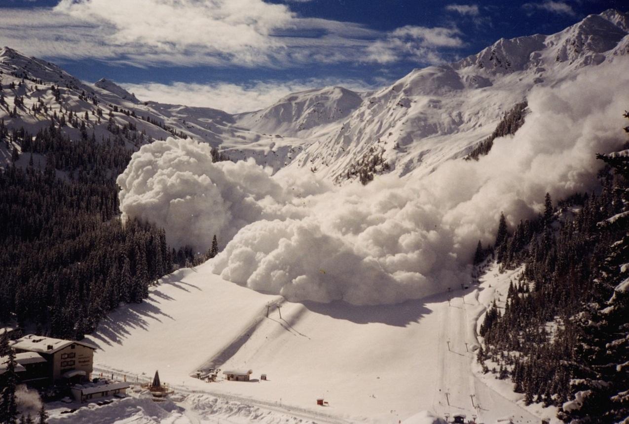 4-5 грудня у Карпатах є небезпека сходження лавин