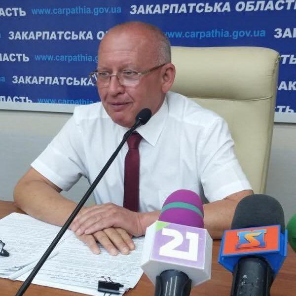 Чиновника Закарпатської ОДА Юрія Лесьо підозюють у скоєнні ДТП н площі Петефі в Ужгороді