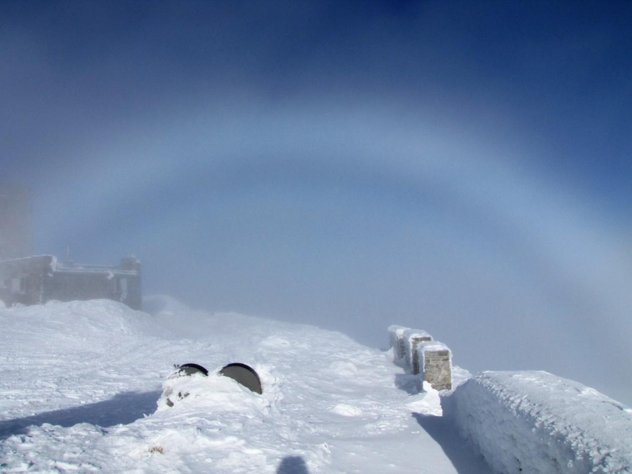 На горі Піп Іван бачили гірського привида