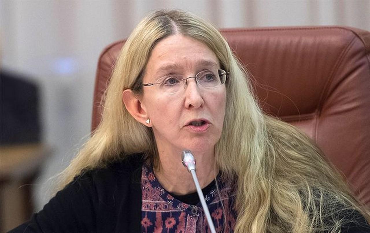 6 грудня в Ужгород мала приїхати Уляна Супрун. Але візит неочікувано перенесли