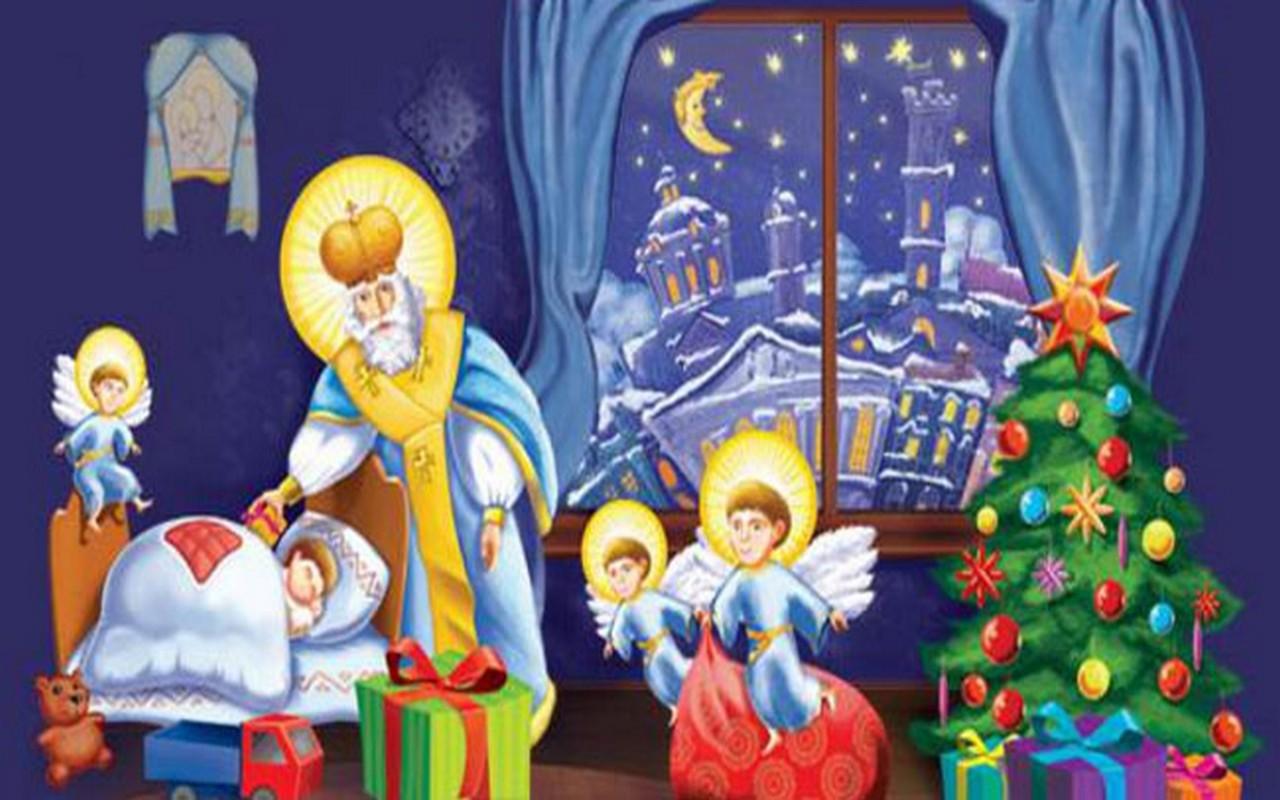 Частина закарпатців уже цієї ночі, 5 грудня, чекає Миколая