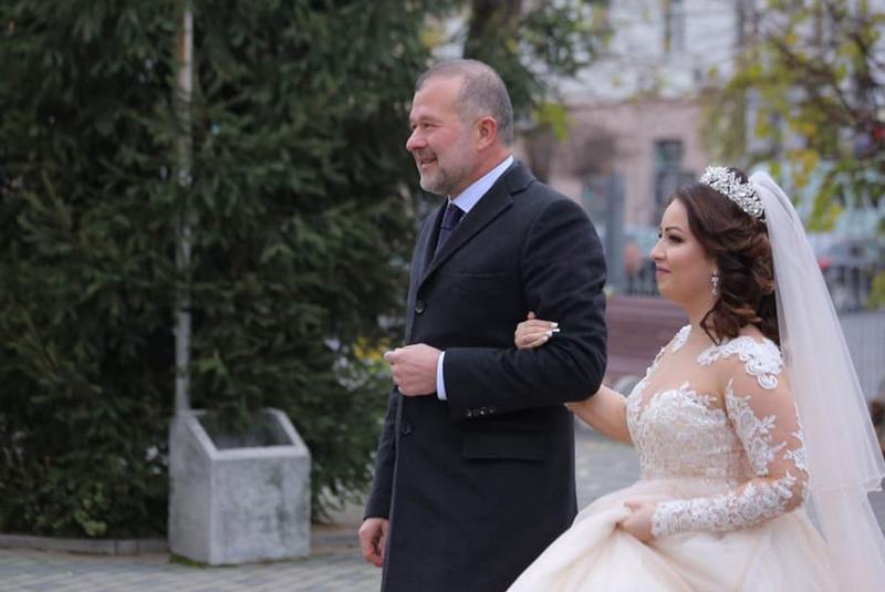 Народний депутат України Віктор Балога видав заміж доньку Софію: з'явилося відео з весілля