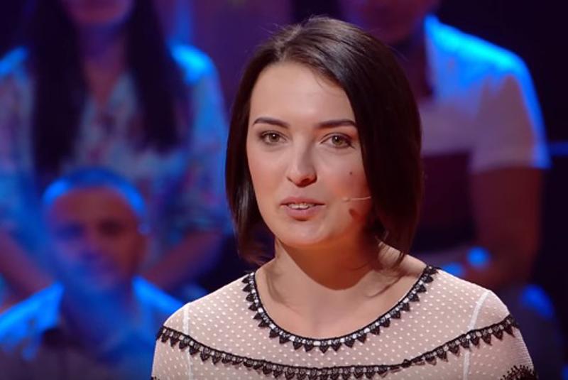 Закарпатка Валерія Мандзюк втретє розсмішила Зеленського та Кошового на 50 тисяч гривень