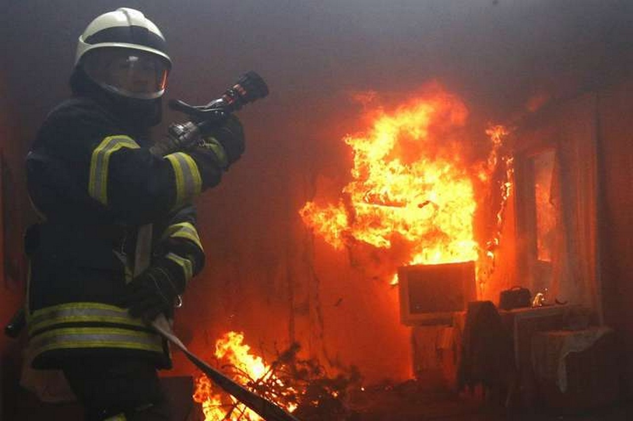У Рахові під час пожежі загинув 54-річний чоловік