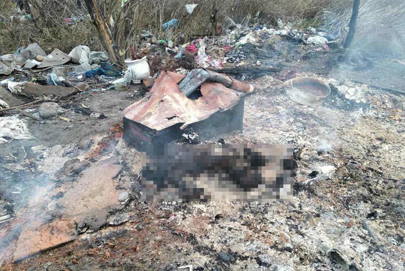 На Львівщині на території сміттєзвалища виявили обгоріле тіло 15-річного закарпатця