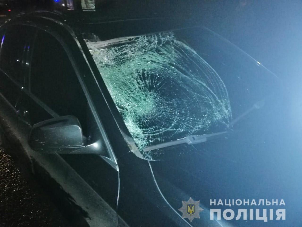 У селі Грушово автомобіль BMW збив велосипедиста. 63-річний чоловік помер