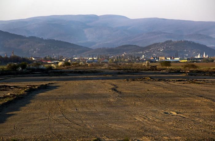 На відновлення аеропорту у Мукачеві потрібно 3 мільярди гривень