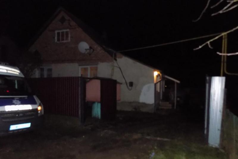 У селі Нанково 15-річний хлопець убив свого 40-річного вітчима