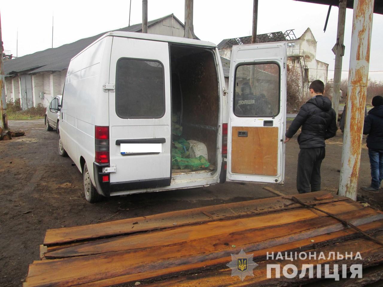 У Мукачеві 4 чоловіків намагалися пограбувати підприємство