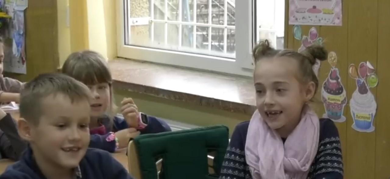 Маленька мукачівка Дар'я Мейко стала справжньою героїнею для однокласників і вчителів