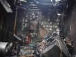 Рятувальники показали наслідки пожежі на Виноградівщині