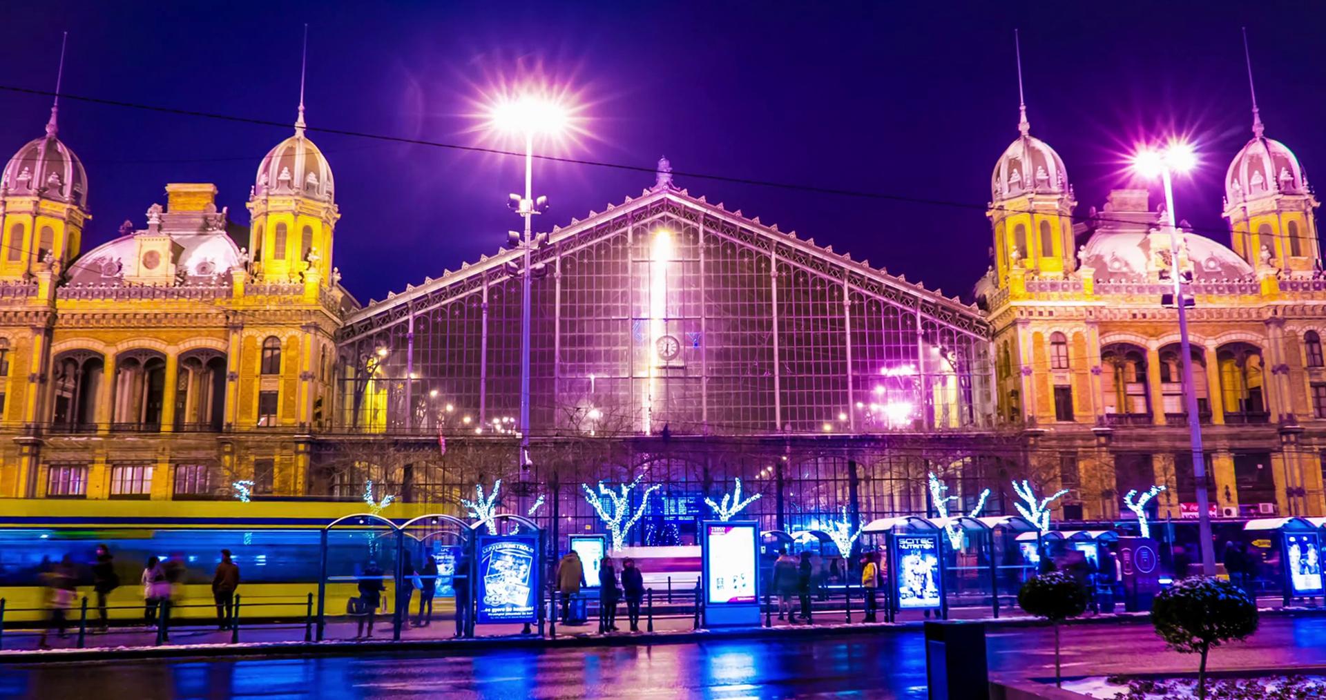 Поїзд Мукачево – Будапешт: що подивитись і куди піти у Кішварді, Ніредьгазі, Дебрецені, Будапешті