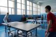 У Тячеві до Дня Святого Миколая провели турнір з настільного тенісу