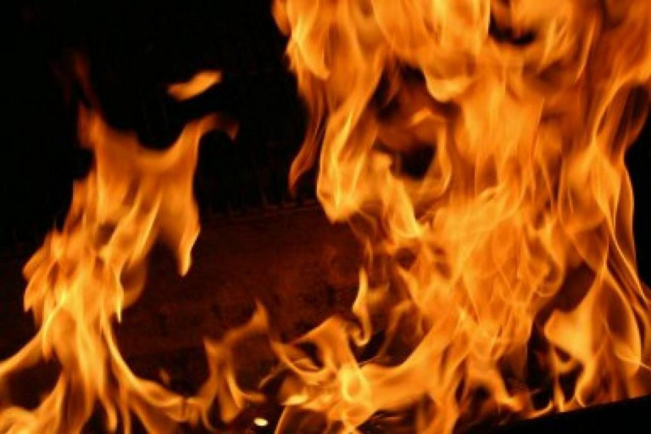 У Мукачеві в будівлі, яка не експлуатується, сталася пожежа