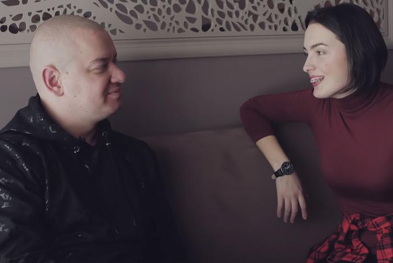 """Євген Кошовий зі студії """"Квартал 95"""" відповідав на запитання Валерії Мандзюк про значення закарпатських слів"""