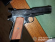 У жителя Іршави знайшли чимало зброї