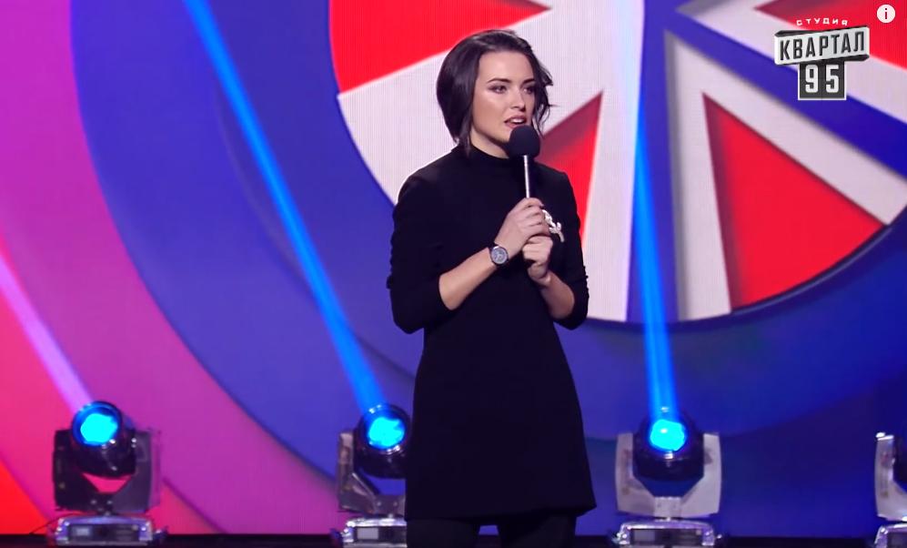 """У новому випуску """"Жіночого кварталу"""" дівчина із Закарпаття Валерія Мандзюк розповіла про свою сім'ю"""
