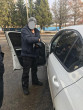 В Ужгороді патрульні зупинили нетверезого водія