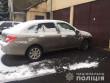 У Мукачеві зловмисник вкрав автомобіль та мав намір його продати