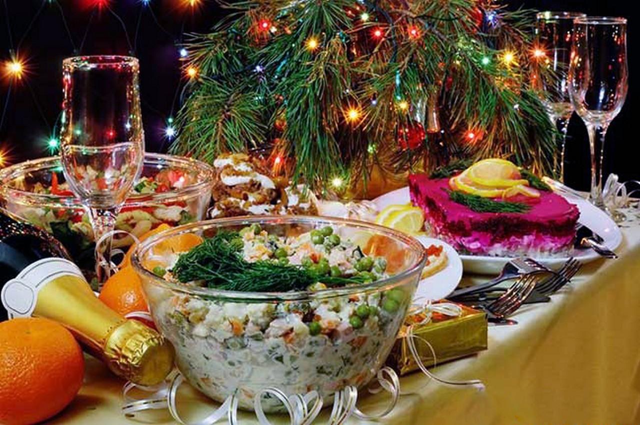 Новий рік 2019: у скільки закарпатцям обійдеться набір продуктів для святкового столу