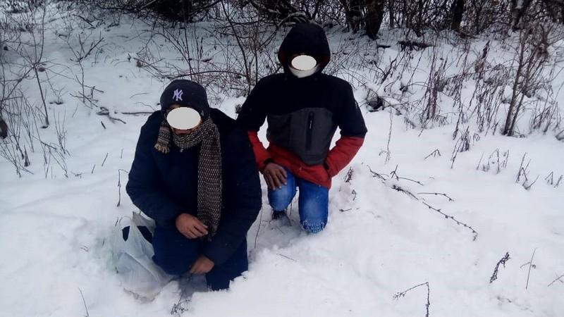 Сьогодні неподалік кордону зі Словаччиною ледь не загинули два іноземці