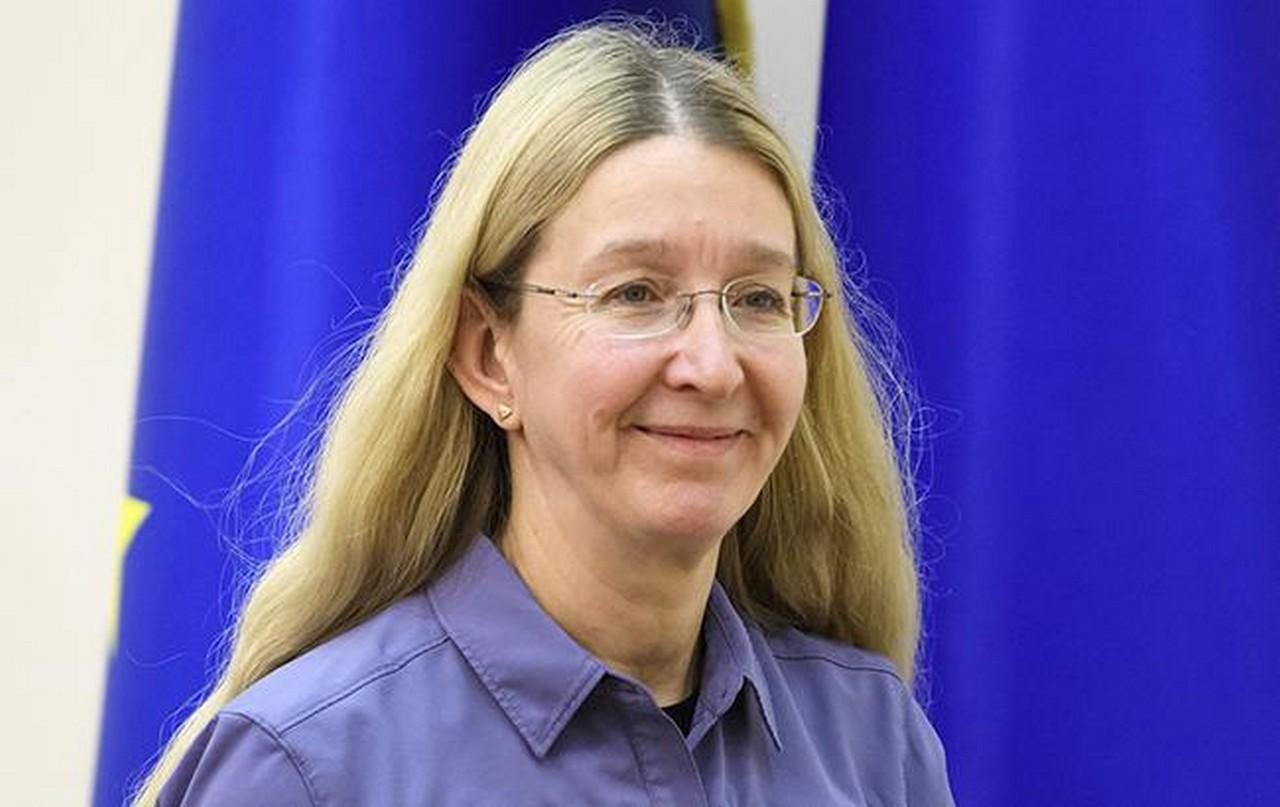 Уляна Супрун приїхала з робочим візитом у Мукачево: про що говорила чиновниця